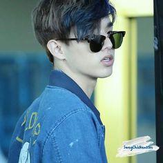 - Jae - Sungjin - Young-K - Wonpil - Dowoon Short Hair Undercut, Undercut Hairstyles, Park Jae Hyung, Jae Day6, Young K, Hair Reference, Handsome Boys, Rock Bands, Boy Groups