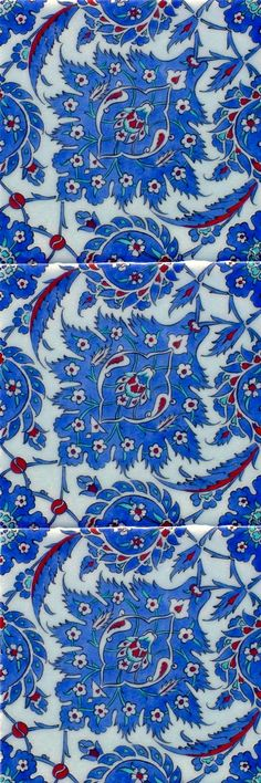 :::: PINTEREST.COM christiancross ::::turkish tiles                                                                                                                                                                                 Más