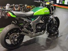 130 Best Kawasaki Zr 750 Cafe Racer Images Motorbikes Cafe Racers