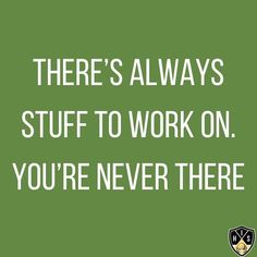 There's always stuff to work on. You're never there. Swing Quotes, Golf Quotes, Golf Humor, Funny, Funny Parenting, Hilarious, Fun, Humor