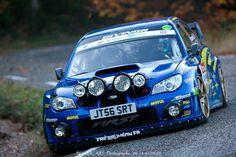 Subaru WRC - Fog lights