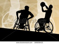 Wheelchair basketball Stock Photos, Images, & Pictures | Shutterstock