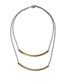 The Dorada Necklace by JewelMint.com, $84.00