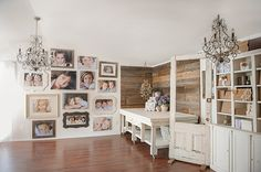 New Photography Studio Decoration Frames Ideas