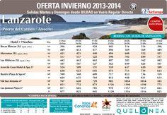 Oferta Ace 7 noches Nov-Ene zona Pto Carmen y Arrecife desde 396€ Tax incl.Salidas desde Bio. - http://zocotours.com/oferta-ace-7-noches-nov-ene-zona-pto-carmen-y-arrecife-desde-396e-tax-incl-salidas-desde-bio/