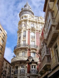 Cartagena Murcia España. Gran Hotel