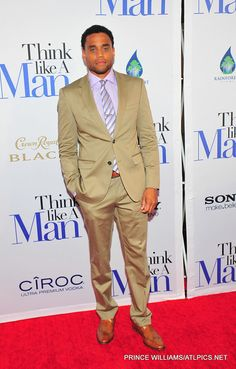 Michael Ealy, Think like a man Sharp Dressed Man, Well Dressed Men, Michael Ealy, G Man, Its A Mans World, Hot Guys, Hot Men, Male Magazine, Famous Men