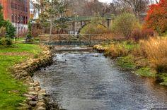 Brewster Gardens, Plymouth, Massachusetts