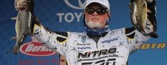 Rick Clunn Wins St. Johns River