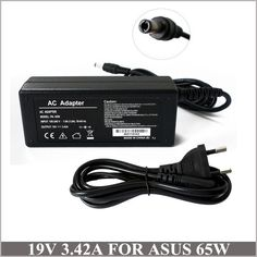 65W AC Adapter Charger + Cord Laptop Charger Plug For Caderno Asus ADP-65DW B ADP-65GD B VivoBook S300 S300CA S400 S400CA