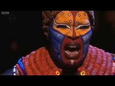 The Lion King - Circle of Life Olivier Awards 2012--Just got back from seeing it live......WOW!!!