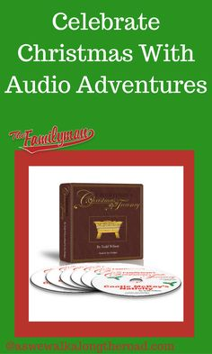 Christmas audio adventure stories for the family from The Familyman