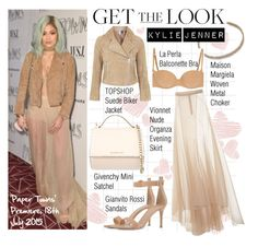 """""""Get The Look- Kylie Jenner"""" by jumping-through-hoops ❤ liked on Polyvore"""