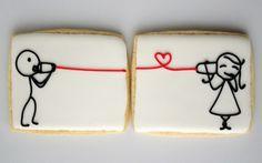Telephone cookies #loveeveryday