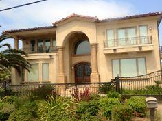Beautiful architecture in San Diego, CA