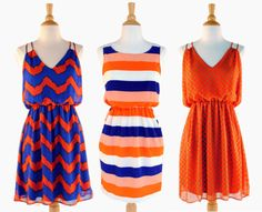 Gators Gameday Dresses from 12 Saturdays