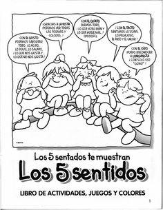 los cinco sentidos - Carmen Sanguino - Álbumes web de Picasa