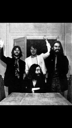Beatles last pic together