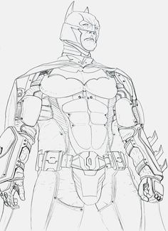 Pin By Steven Mcinnis On Batman Coloring Pages