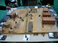 Malifaux Gaming Table