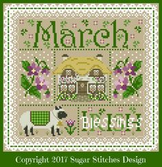 Cross Stitch Samplers, Cross Stitch Charts, Counted Cross Stitch Patterns, Cross Stitch Designs, Cross Stitching, Cross Stitch Embroidery, Hand Embroidery, Hearts And Roses, Belfast
