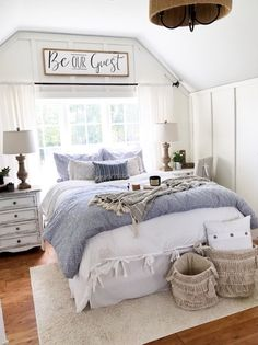 Living set apart and loving life Home Bedroom, Bedroom Decor, Bedroom Ideas, Guest Room Decor, House Beds, Guest Bedrooms, Proverbs, Walmart, River House Decor