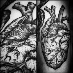 Amazing #tattoo #art by  @dmitriyzakharov  III