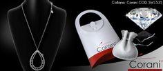 CORANI collana cod. SW1535.