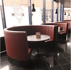 1950s DINING BOOTH How To Build PLANS Vintage DINER