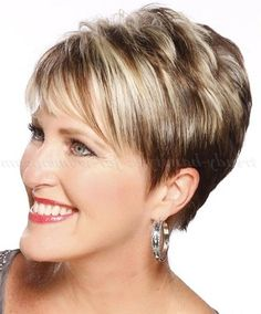Short Haircuts For Women Over 50 2015 2016 | HAIR BEAUTY AND TREATMENT