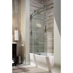Tile Shower Grigio From Home Depot Bathroom In 2019