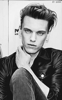 Jamie Campbell Bower - I love his intense eyes...and those cheekbones!!!