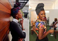Você já reparou o quão são mega estilosas as mulheres que usam turbantes? O turbante é uma filosofia de vida, principalmente entre as mulheres negras, que vêem nele um modelo de representatividade da sua identidade racial. - Veja mais em: http://www.vilamulher.com.br/moda/estilo-e-tendencias/turbante-afro-mais-que-uma-moda-uma-atitude-m0415-701629.html?pinterest-destaque