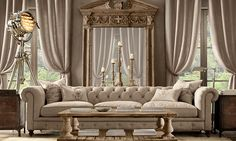 restoration hardware love...