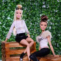 Barbie & Teresa