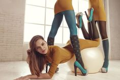 Goldenpoint F/W tights