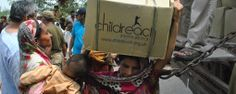 In 2012 we worked in Pakistan alongside aid agencies to provide vital supplies and support to communities in to limit the impact flooding had on them.  http://www.childreach.org.uk/projects/combating-impact-flooding