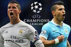 Ponturi fotbal - Manchester City vs Real Madrid - Champions League - Ponturi Bune