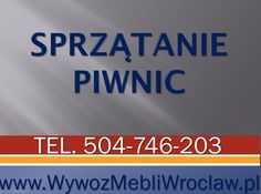Wywóz starych mebli, Wrocław, cena tel 504-746-203, wywóz wersalki, sprzątanie piwnicy, wywózka z piwnicy  i mieszkania, Wrocław, https://www.youtube.com/watch?v=CQsSMq_g7MI