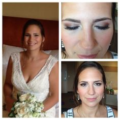 #BTS #beforeandafter with stunning #bride Meghan. #bridal #bride's #makeup AND #hair by Maya Goldenberg. #Natural #organic #glowingskin #smokeyeye #strobing #brows www.mayagoldenberg.com #mobilebridalbeautyteam #hairandmakeuponlocation #Torontomakeupartist #bridalbeautyonlocation #sayido to #flawlessskin #smokeyeyes #nudelips