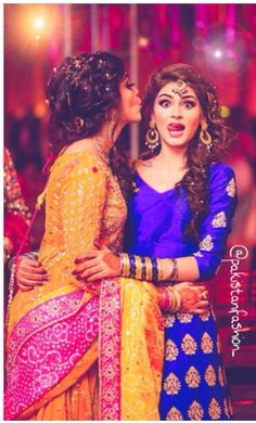 Surprise Kisses :P @ #Desi_Wedding <3