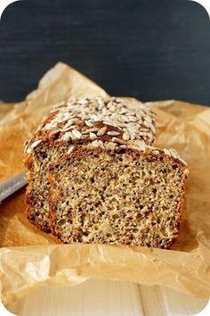 Frl. Moonstruck kocht!: Low Carb-Brot