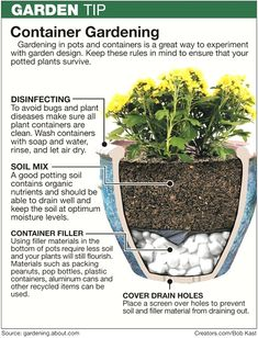 Creative spring garden pots and planters to inspire you right into spring. Perfect for your porch or on your table, these combinations are easy and beautiful. #GardeningTips