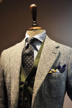 Do something about that pocket square, but otherwise this is great.                                                                                                                                                      Plus