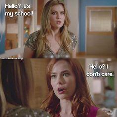 "#RedBandSociety 1x04 ""There's No Place Like Homecoming"" - Kara and Nurse Brittany"