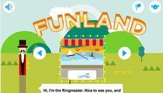 #Funland, la #app de #Cambridge para que los más pequeños aprendan #inglés