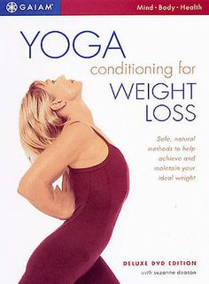 Yoga conditioning for #weight loss #[2000] #[english] [region 1] new dvd,  View more on the LINK: http://www.zeppy.io/product/gb/2/351579992806/
