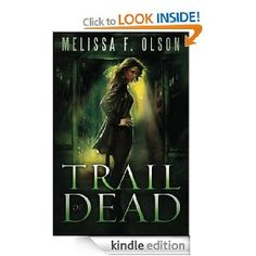 On sale today for £0.99: Trail of Dead by Melissa F. Olson, 310 pages, 4.2 stars, 10 reviews. (Please LIKE and REPIN if you love daily deal #Kindle eBooks like this.)