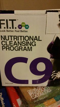 8de651469b4fcb C9 Cleansing Program. www.forevernutrition.flp