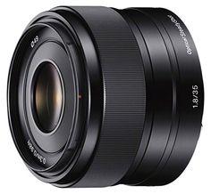 awesome Sony SEL35F18 - Objetivo para Sony/Minolta (distancia focal 52.5-35mm, apertura f/1.8-22, estabilizador) negro